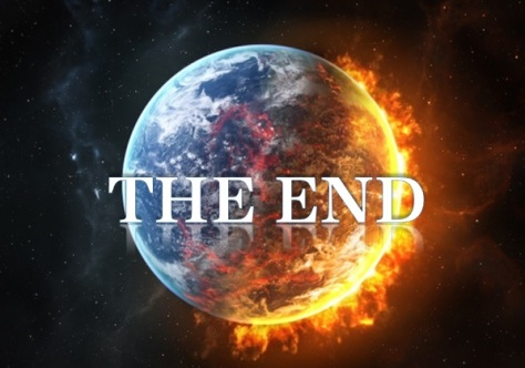 Earth THE END - ake