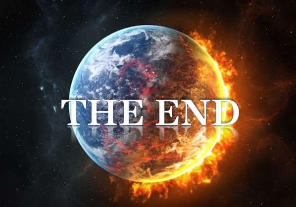 Earth THE END - ake